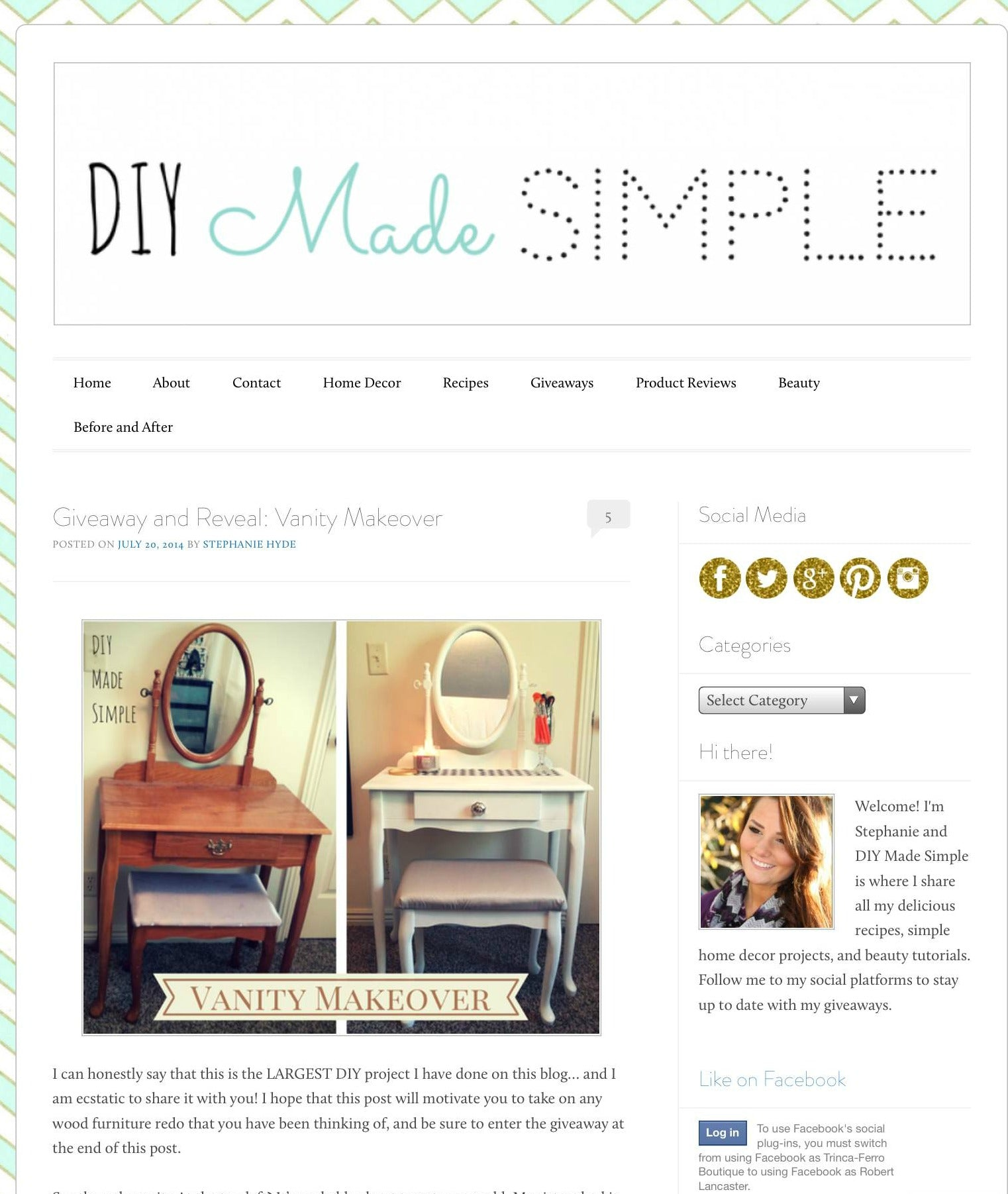 DIY Made Simple Blog Featuring Trinca-Ferro Ceramic and Glass Vintage Knobs