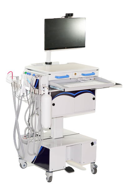 ProCart TDS MOBILE TREATMENT CONSOLE