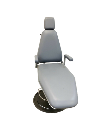Basic Portable Patient Chair with Hydraulic Base
