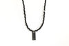 'PLAKA BLACK' Necklace