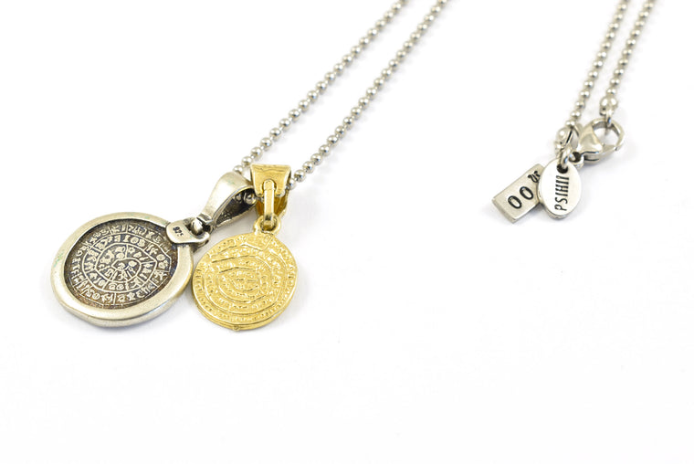 'PLATO V' Necklace
