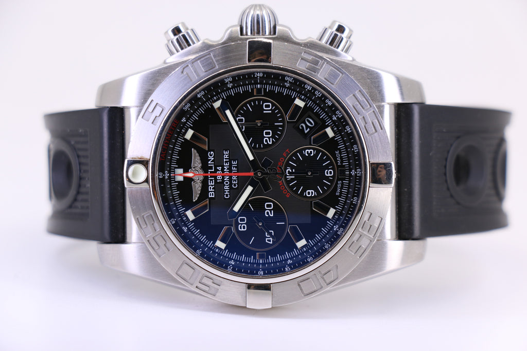 "BREITLING CHRONOMAT B01 ""FLYING FISH"""