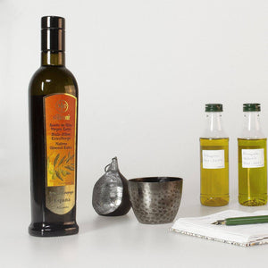 Extra Virgin Olive Oil from Pago Grand Coupage. - THE ART OF MIXING