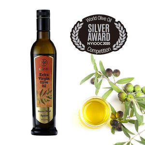 Extra Virgin Olive Oil from Pago Grand Coupage. - NYIOOC