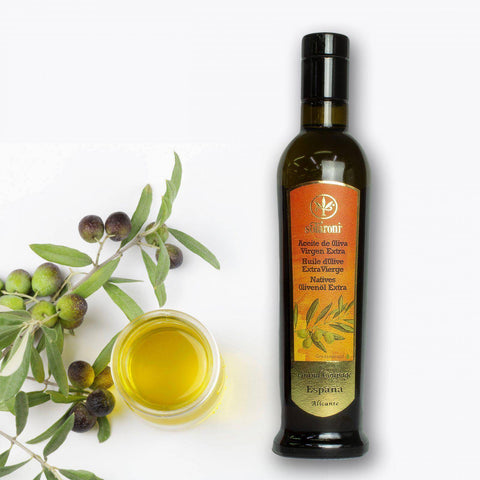 Huile d'olive extra vierge Grand Coupage 500ml