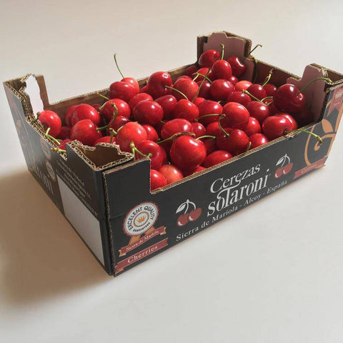 Alicante Mountain Cherries 2kilos