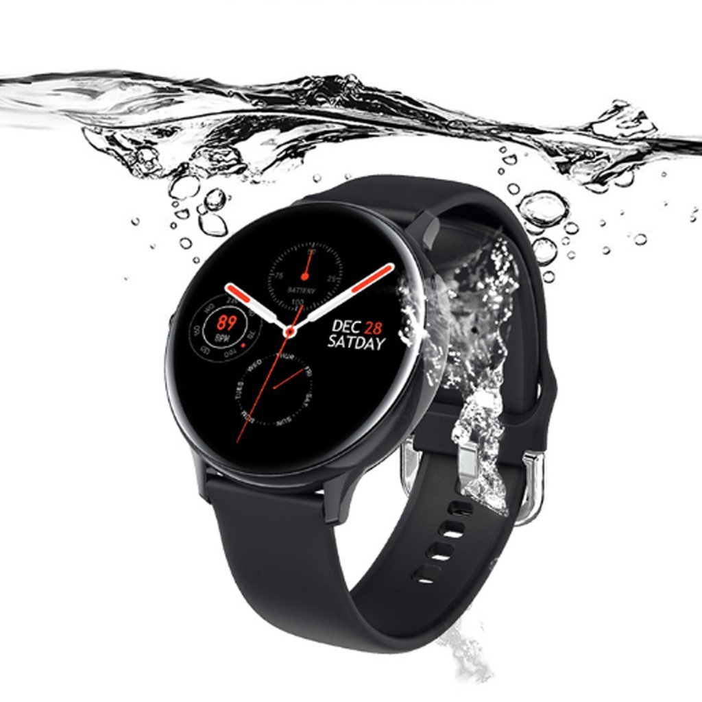Smart Watch Round Face Health Monitoring and Activity Tracker under water
