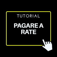 TUTORIAL: pagare a rate