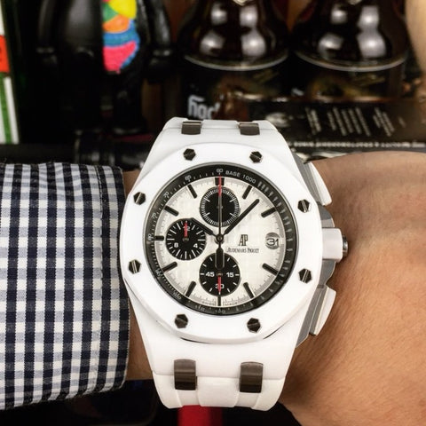 AUDEMARS PIGUET ROYAL OAK CERAMIC - Shop-montenapoleonestore.com