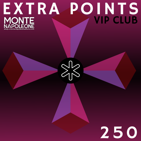 EXTRA POINTS - VIP CLUB - Shop-montenapoleonestore.com