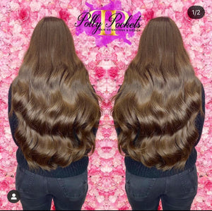 ONLINE SECRET MERMAID MANE (HIDDEN WEAVE METHOD) TRAINING COURSE