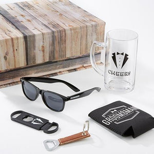 Groomsman Kit Gift Box