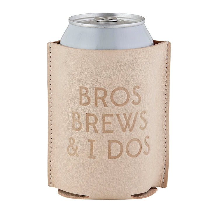 Leather Coozie- I Do's