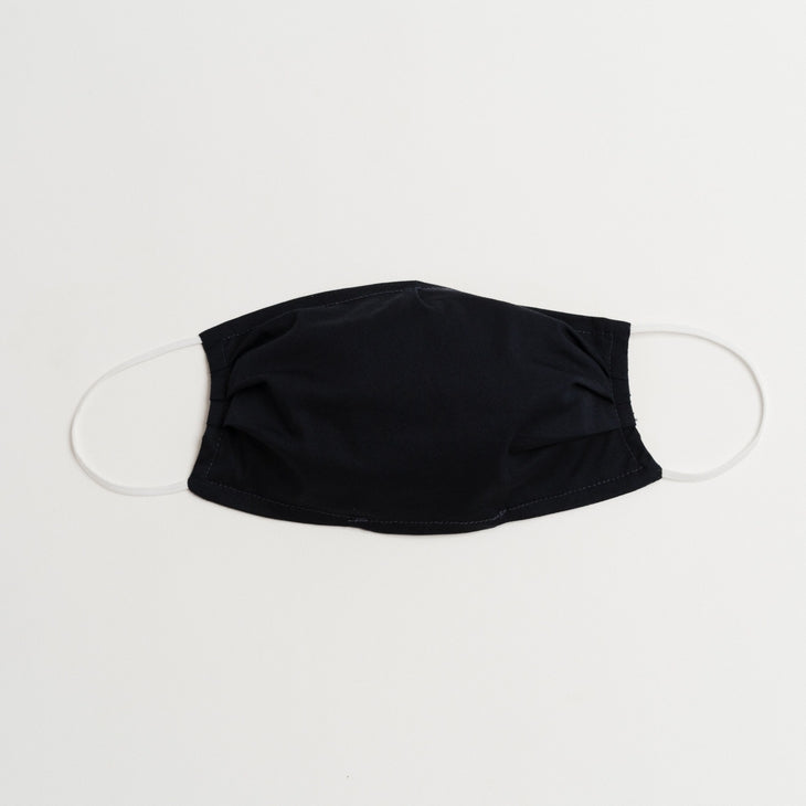 Soul Perch-Navy Blue Face Mask