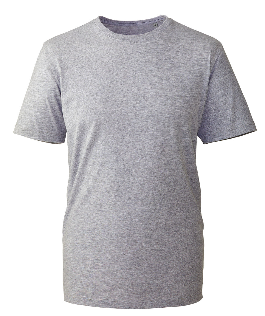 fashion t-shirt grey marl