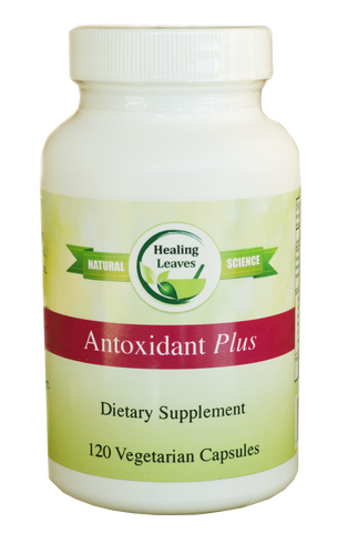 Antioxidant Plus - www.SuperHerbals.com - 1
