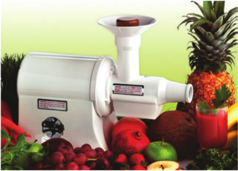 Champion Household Juicer - www.SuperHerbals.com
