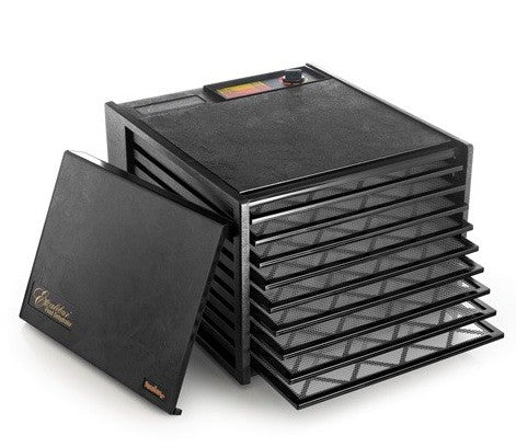 Excalibur 3900 Series Food Dehydrator Black - www.SuperHerbals.com
