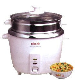 Miracle Rice Cooker - www.SuperHerbals.com
