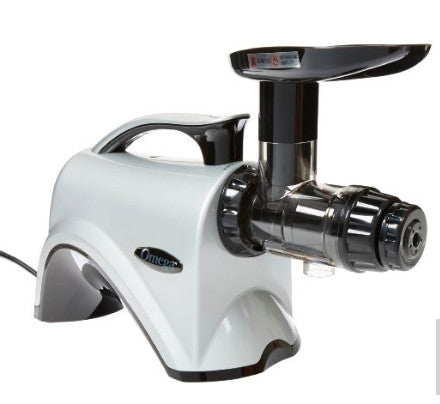 Omega NC800 Masticating Juicer - www.SuperHerbals.com