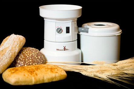 WonderMill Grain MIll - www.SuperHerbals.com
