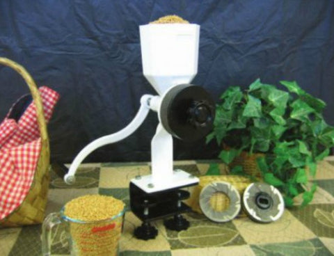 Wondermill Junior Deluxe Grain Mill  (Non-electric) - www.SuperHerbals.com