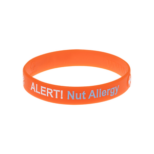 Nut Allergy Wristband