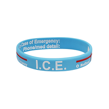 Load image into Gallery viewer, ICE - Reversible Write On Wristband