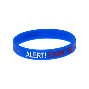 Diabetes Insulin Dependent Wristband