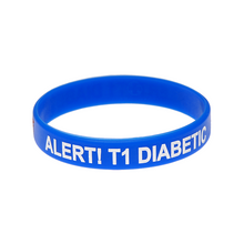 Load image into Gallery viewer, Type 1 Diabetes Wristband