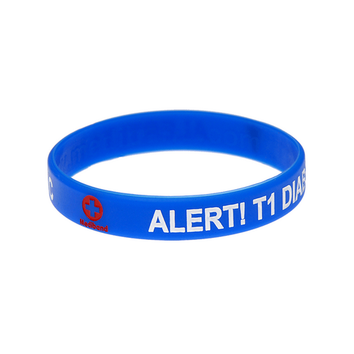 Type 1 Diabetes Wristband