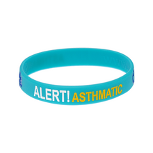 Load image into Gallery viewer, Asthmatic Alert Wristband