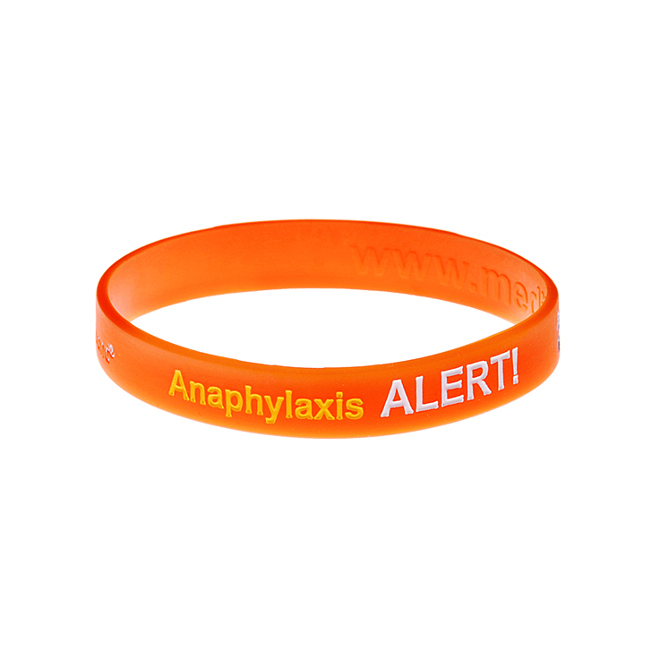 Anaphylaxis Alert Wristband