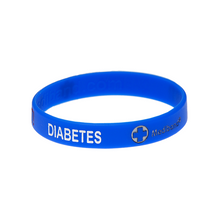 Load image into Gallery viewer, Diabetes Alert Wristband