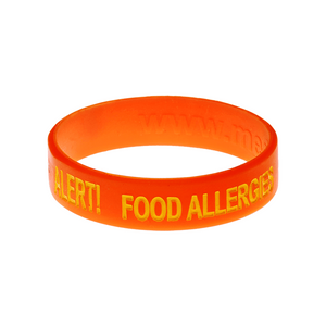 Dairy, Egg & Nut Allergy Wristband