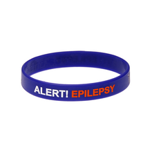 Load image into Gallery viewer, Epilepsy Alert Wristband