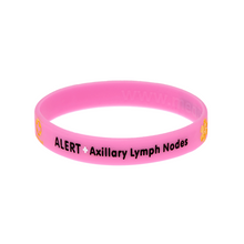 Load image into Gallery viewer, Axillary Lymph Nodes Wristband