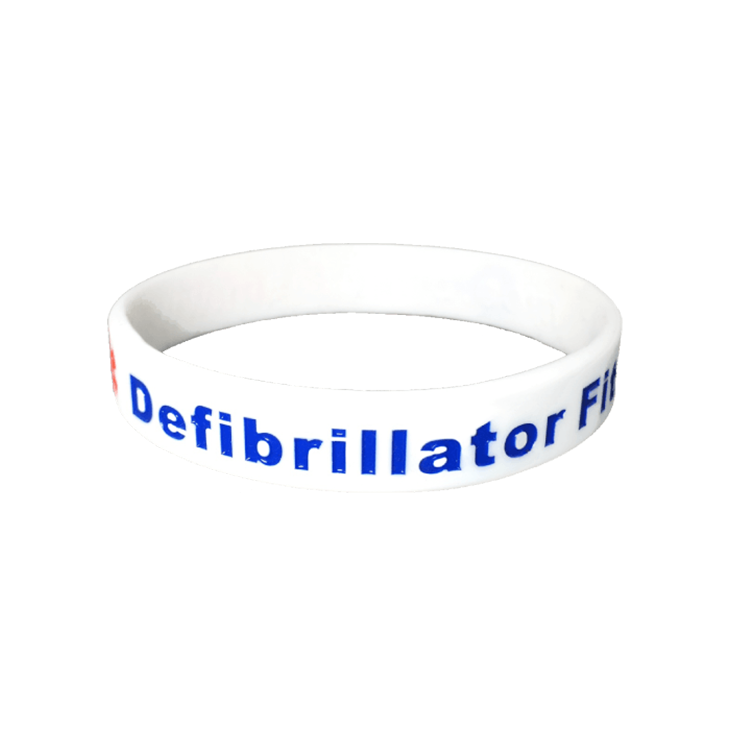 Defibrillator Fitted Wristband