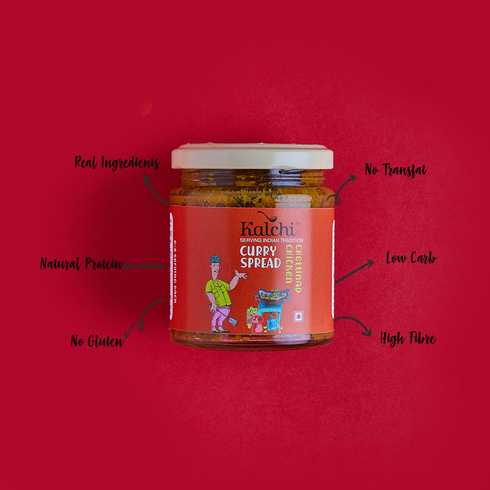 Best Of India - All Non-Veg Curry Spreads | Value Pack of 6
