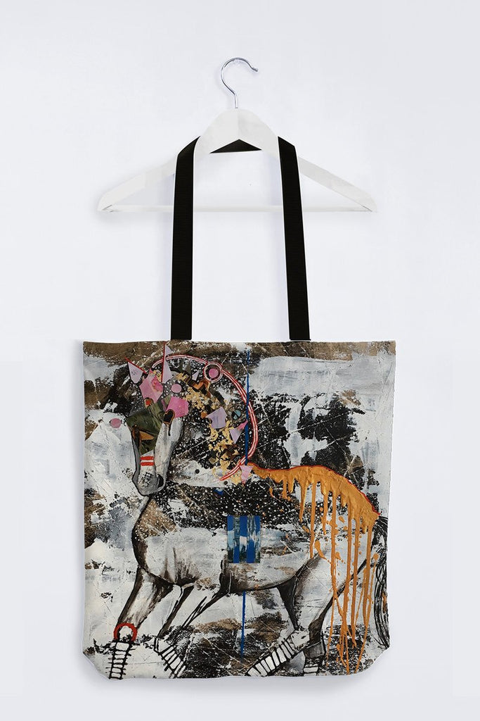 """Dreams Come True"" Tote Bag - Shanah Equestrian"