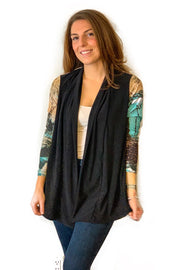 """Rider's Feelings are the Horse's Eyes"" Cardigan - Shanah Equestrian"