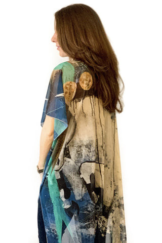 """It's All Coming"" Kimono - Shanah Equestrian"