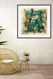 Rooted Lightness Limited Edition Art Print