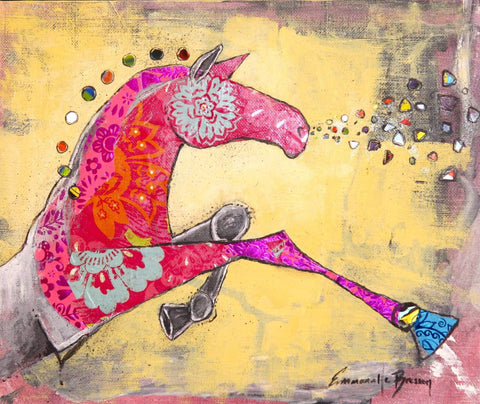 """Magic"" Limited Edition Print - Shanah Equestrian"