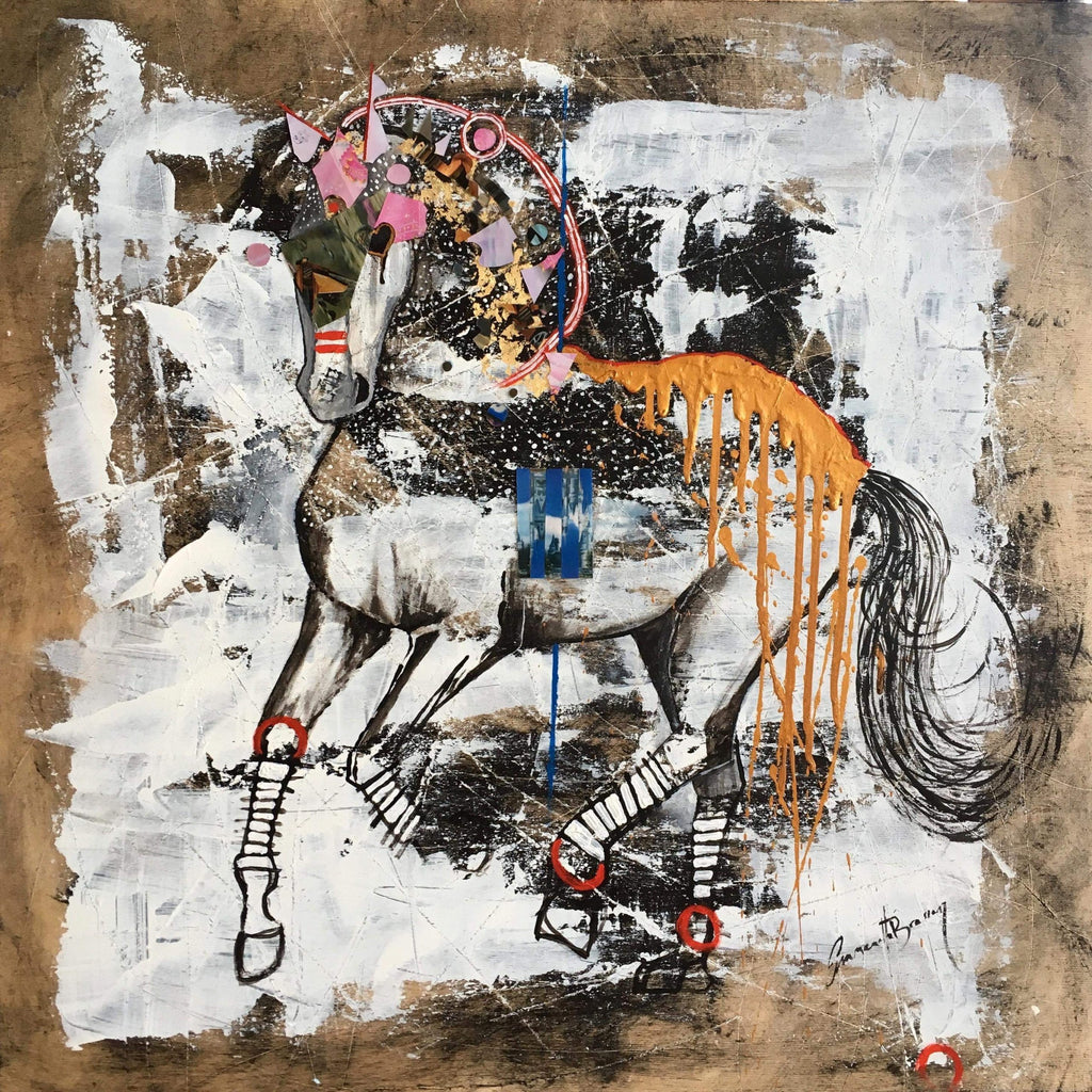 """Dreams Come True"" Limited Edition Print - Shanah Equestrian"