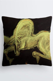 """Bravario"" Cushion - Shanah Equestrian"