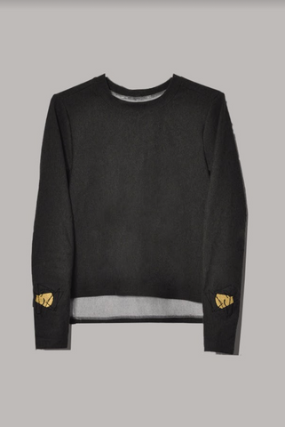 Love Triangle Crewneck