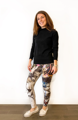"""Dreams Come True"" Leggings - Shanah Equestrian"