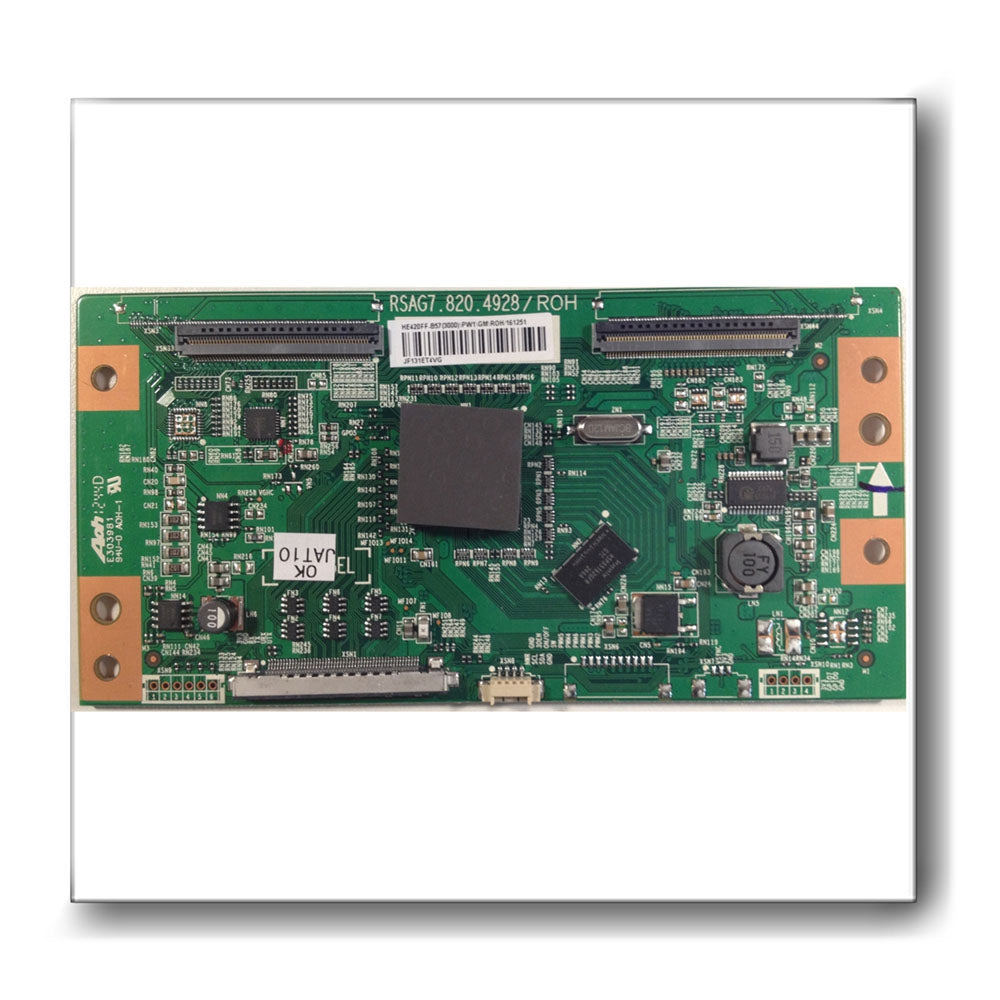 161251 T Con Board for an Insignia TV