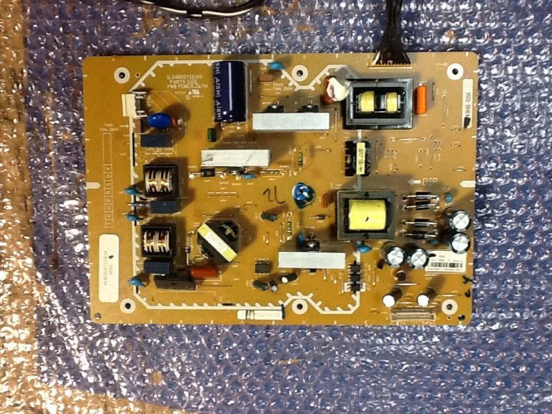 1LG4B10Y111A0 Z6SR POWER BOARD FOR A SANYO TV (DP39843 P39843-01)